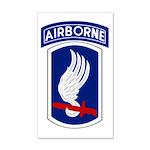 173rd Airborne Bde 22x14 Wall Peel