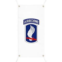 173rd Airborne Bde Banner