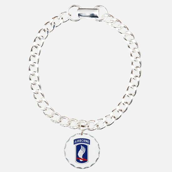 173rd Airborne Bde Charm Bracelet, One Charm