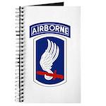 173rd Airborne Bde Journal