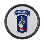 173rd Airborne Bde Large Wall Clock