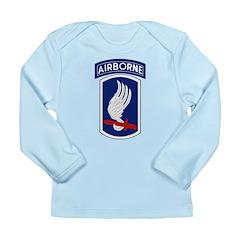 173rd Airborne Bde Long Sleeve Infant T-Shirt