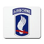 173rd Airborne Bde Mousepad
