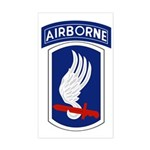 173rd Airborne Bde Sticker (Rectangle)
