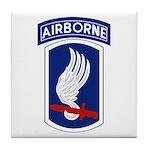 173rd Airborne Bde Tile Coaster