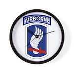 173rd Airborne Bde Wall Clock