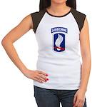 173rd Airborne Bde Women's Cap Sleeve T-Shirt