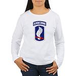 173rd Airborne Bde Women's Long Sleeve T-Shirt