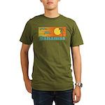 Bahamas Organic Men's T-Shirt (dark)