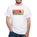 Bahamas White T-Shirt