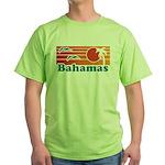 Bahamas Green T-Shirt