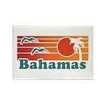 Bahamas Rectangle Magnet