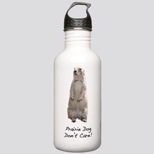 Prairie Dog Don't Care! Stainless Water Bottle 1.0