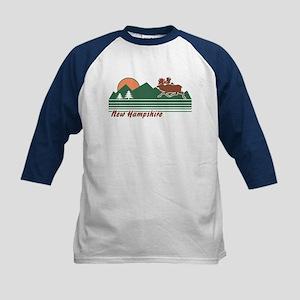 New Hampshire Kids Baseball Jersey