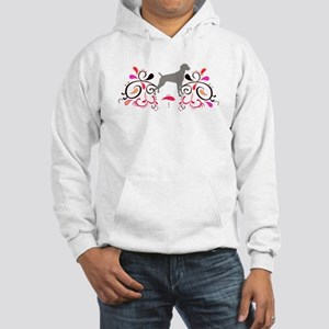 Summertime Weims HZ Hooded Sweatshirt