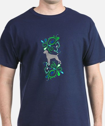 Summertime Weims T-Shirt