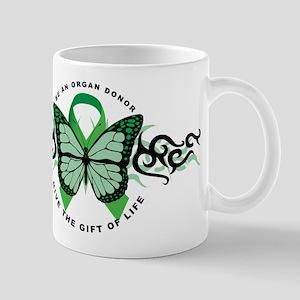 TCH Organ Donor Tribal Mug