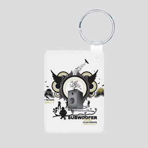 HIfi Aluminum Photo Keychain