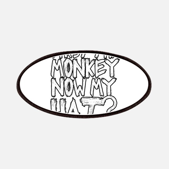 Monkey and Hat Patches