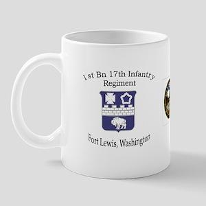 1st Bn 17th Infantry Mug