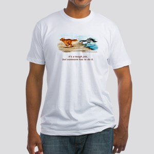 Toller Fitted T-Shirt