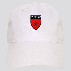 Morocco Flag Patch Cap