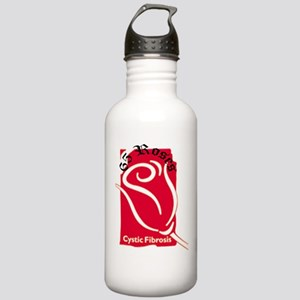 Cystic Fibrosis Stainless Water Bottle 1.0L