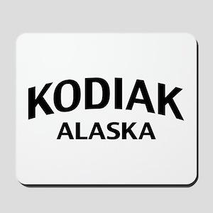 Kodiak Alaska Mousepad