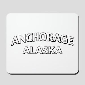 Anchorage Alaska Mousepad