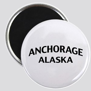 Anchorage Alaska Magnet