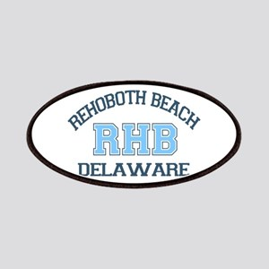 Rehoboth Beach DE - Varsity Design Patches