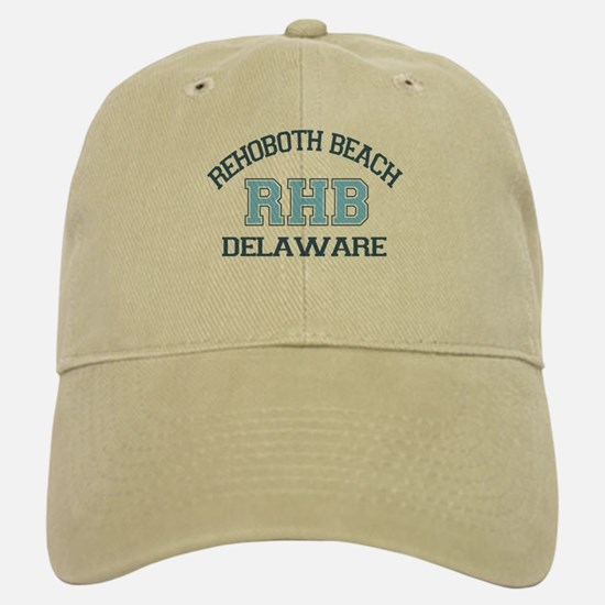 Rehoboth Beach DE - Varsity Design Cap