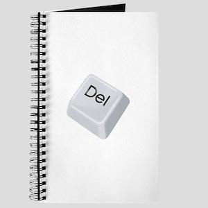 Delete Key Journal