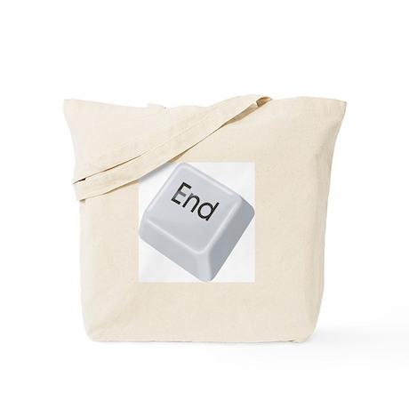 End Key Tote Bag