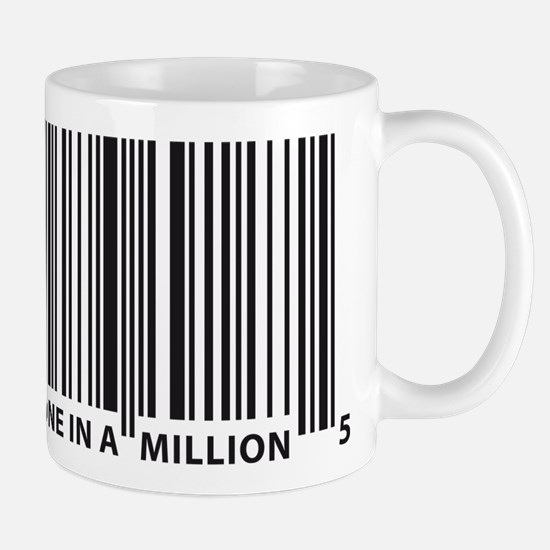 Unique One in a million Mug