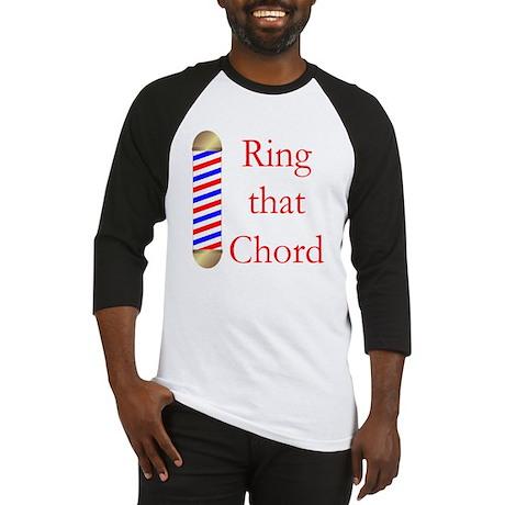 Ring that Chord Baseball Jersey