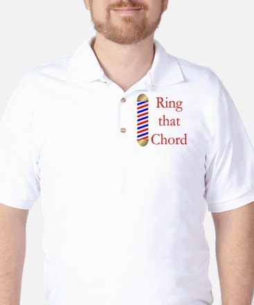 Ring that Chord Golf Shirt