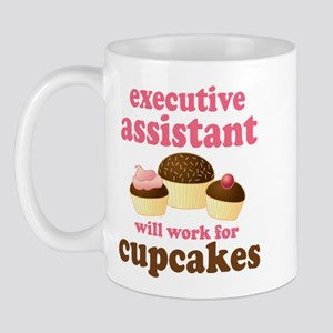 Funny Executive Assistant Mug
