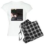 dog tired Women's Light Pajamas