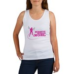 Missfit Muscle Angel Women's Tank Top