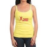 Missfit Muscle Angel Jr. Spaghetti Tank
