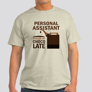 Funny Personal Assistant Light T-Shirt
