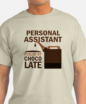 Funny Personal Assistant T-Shirt