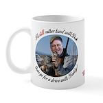 Rather Hunt with Cheney Mug
