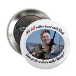 Rather Hunt with Cheney Button