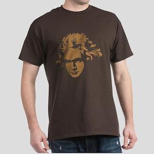 Beethoven Silhouette Dark T-Shirt