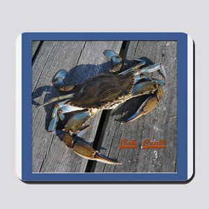 Ooh crab! Mousepad