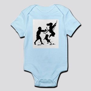 Swinging Infant Bodysuit