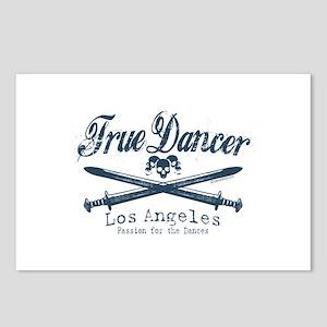 True Dancer Los Angeles Postcards (Package of 8)