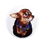 """Chihuahua 3.5"""" Button (100 pack)"""
